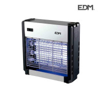 Mata insectos profesional electronico 2x6w 15m2 edm