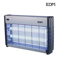 Mata insectos profesional electronico 2x15w 50 m2 edm