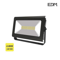 Proyector super led 150w ip65 120-160º 4.000k edm  457x320x106 mm