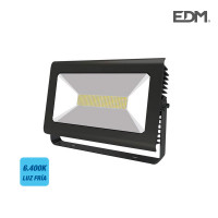 Proyector super led 150w  11.000 lumens ip65 120-160º 6.400k edm 457x320x106 mm