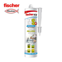 Ms sellante adhesivo cristal fischer 290ml